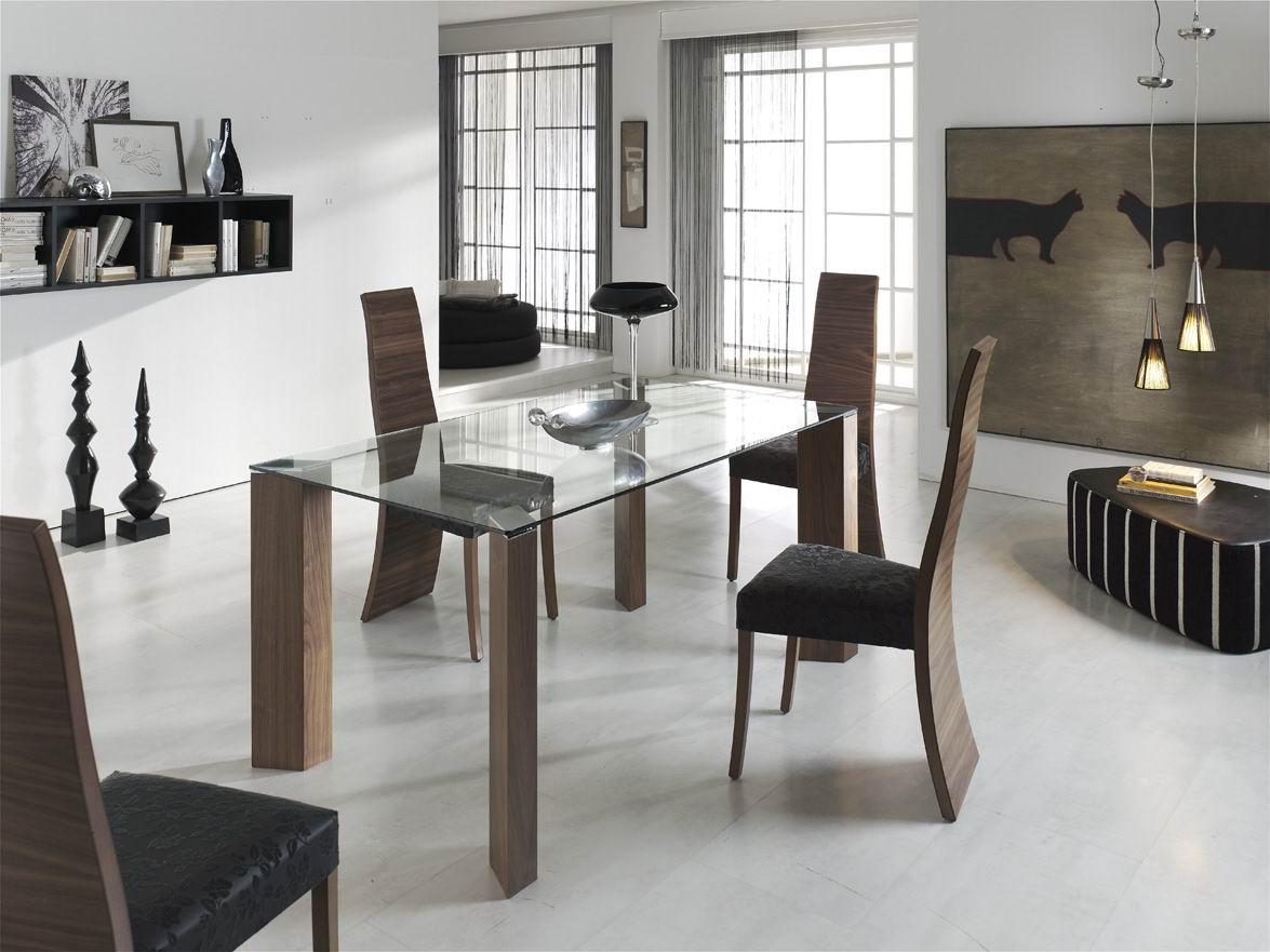 Catalogo hg robles for Mesas de comedor de vidrio modernas